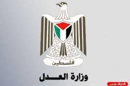 العدل: في اليوم العالمي لحقوق الإنسان الاحتلال ينتهك أبسط حقوق شعبنا