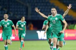 الجزائر تمطر شباك جيبوتي بـ8 أهداف