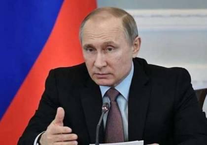بوتين: ما يسمى بصفقة القرن مبهمة