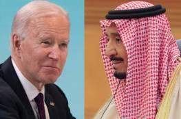 في أول اتصال هاتفي...بايدن يناقش مع الملك سلمان الأزمة اليمنية والأمن الإقليمي