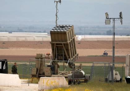 الاحتلال يشن غارات على غزة فجرا وينشر القبة الحديدية تحسبا لتصعيد كبير