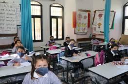 """""""أكشن إيد"""" تدعم الاجرءات الاحترازية في مدارس الخليل لمواجهة كورونا"""