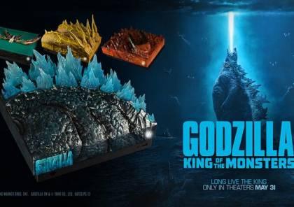 """""""جودزيلا: ملك الوحوش"""" يتصدر إيرادات السينما في أمريكا الشمالية"""
