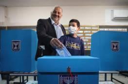 """يريدون ادارة الدولة العبرية..العرب في إسرائيل صوتوا لـ""""المشاركة"""" وعاقبوا """"المشتركة"""""""