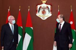 المالكي يبحث مع الصفدي متابعة المخرجات الإيجابية لاجتماع مجلس جامعة الدول العربية