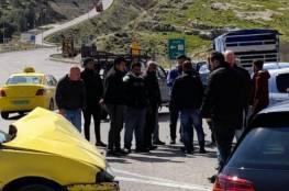 إصابات في بيت لحم إثر اصطدام 3 مركبات