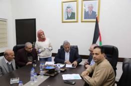 """اعتماد مستشفى عمر القاسم مركزاً للعلاج من """"كورونا"""" في قلقيلية"""