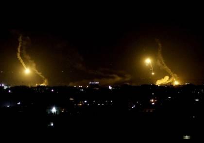 من جديد غلاف غزة ومدن الجنوب تحت وقع القنابل
