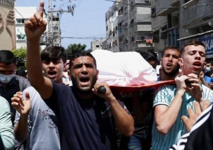 الصحة بغزة: 56 شهيد بينهم 14 طفل و5سيدات و 335 اصابة جراء العدوان الاسرائيلي