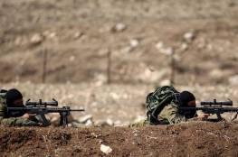 الاحتلال يطلق النار على رعاة اغنام شرق مدينة دير البلح وسط القطاع