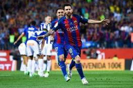 فيديو.. برشلونة يتوج بطلاً لكأس ملك إسبانيا