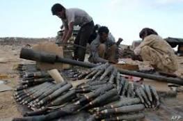 قوات هادي تصد هجوما للحوثيين على جبهة نهم شرق صنعاء