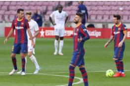 ريال مدريد يفوز علي برشلونة في أرضه بالدروي الاسباني (3-1)..فيديو