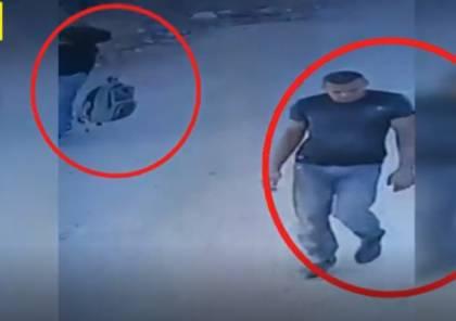 قناة عبرية تنشر مشاهد حصرية للحظة دخول الاسيرين كممجي وانفيعات مدينة جنين