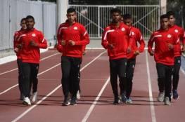 منتخب ألعاب القوى يستعد للمشاركة في البطولة العربية