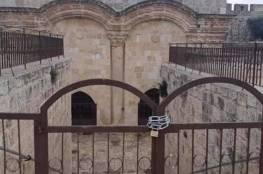 الأردن: باب الرحمة جزء لا يتجزأ من الأقصى وغير قابل للتفاوض