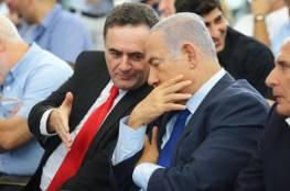 كاتس يتطلع لقيادة حزب الليكود بدلًا من نتنياهو