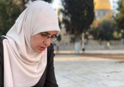 مخابرات الاحتلال تستدعي المرابطة الحلواني للتحقيق