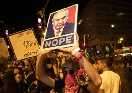 """تقرير: استمرار الاحتجاجات ضد نتنياهو """"انتخابات رابعة لن تنهي التظاهرات بل على العكس ستقويها"""""""