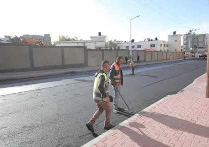 المرور تنوه بشأن العمل في عدة شوارع بمدينة غزة