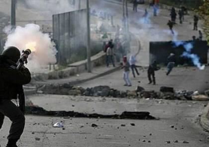 إصابات واعتقالات في مواجهات مع الاحتلال بالعيسوية