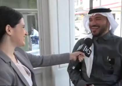 """فيديو.. ناشط سعودي لقناة إسرائيلية: مرحبا بكم فالبحرين والإسلام استمرار لـ""""إسرائيل"""""""