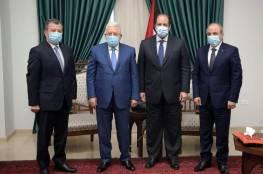 قناة اسرائيلية تكشف كواليس لقاء أبو مازن مع مدير المخابرات الأردنية والمصرية بخصوص الانتخابات