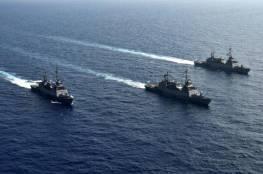 ألمانيا تورد 4 سفن حربية لإسرائيل