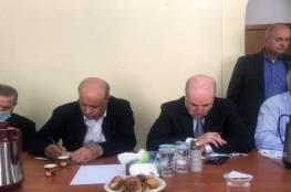 """حماس: استمرار السلطة في اللقاءات مع قادة صهاينة """"جريمة وطنية وأخلاقية """""""