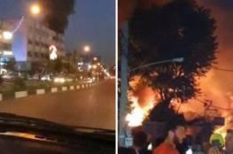 """طهران: 13 قتيلا في انفجار بمشفى في منطقة """"تجريش"""""""