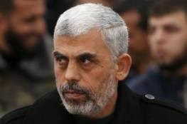 """أشكنازي : السنوار لا يخشى إسرائيل لكن """"نحن نعرف كيف نردعه"""""""