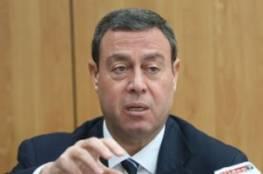 السفير اللوح : مصر تقف إلى جانب حقوق الشعب الفلسطيني المشروعة
