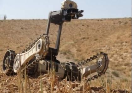 بالفيديو.. جيش الاحتلال يعرض ريبوتات تستخدمها قواته في عملياتها توازي جنوده بالميدان..