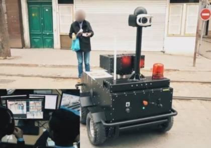 شاهد: روبوتات مدرّعة تلاحق مخالفي الحظر الصحي في تونس!