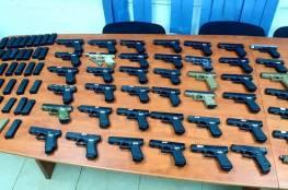 تفاصيل جديدة عن الأسلحة التي تمت مصادرتها على الحدود اللبنانية: معدة لتنفيذ عمليات فدائية