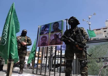 """تصريح من """"حماس"""" بشأن صفقة تبادل الأسرى مع الاحتلال"""