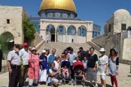 42 مستوطنا يقتحمون المسجد الأقصى