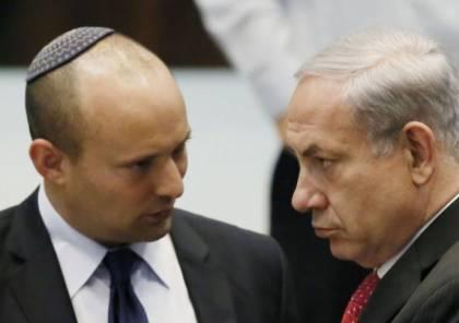 """بينيت لنتنياهو : لا تتوقف حتى تدفع """"حماس"""" ثمنا باهظا"""