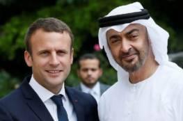خلال مكالمة هاتفية مع ماكرون.. ولي عهد أبوظبي يدين الهجمات الإرهابية في فرنسا ويؤكد رفضه خطاب الكراهية