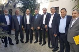 مغادرة وفد حماس القاهرة بعد استكمال المباحثات مع المسؤولين المصريين