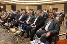 وفد من حماس يصل طهران للمشاركة بمؤتمر ولقاء كبار المسؤولين