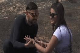 """فيديو: علا فارس أول ضيفة تتصدى لسحلية """"رامز  جلال""""ولم تغضب!"""