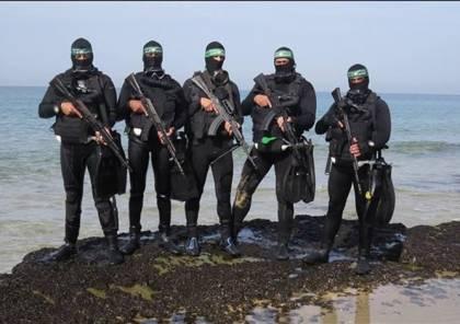 قدرات المقاومة البحرية تشغل اسرائيل ومصادر تكشف عن الهدف الذي قصفه الاحتلال في عرض البحر ..