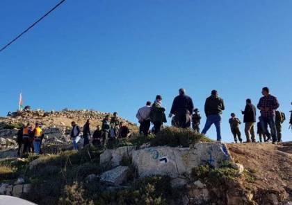 ارتفاع حصيلة المصابين في مواجهات جبل العرمة إلى 191 مصاباً