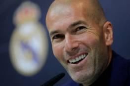زيدان يستعيد نجم ريال مدريد قبل لقاء أتالانتا