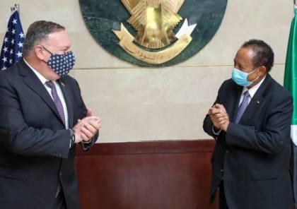 """""""إعلان مرتقب لترامب عن تطبيع العلاقات السودانية الإسرائيلية"""""""