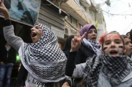 لبنان: وقفة في المخيمات تضامنا مع الأقصى