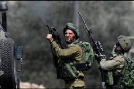 اصابة شاب برصاص الاحتلال في عزون