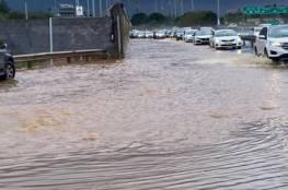 بعد السيول والفيضانات.. جنرال إسرائيلي: لسنا مستعدين لمواجهة زلزال أو حرب!
