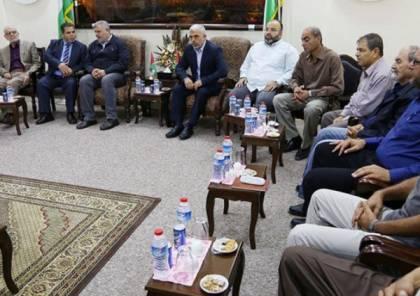 فصائل المقاومة تؤكد: تجريم أي إجراءات عقابية تنوي السلطة فرضها ضد قطاع غزة